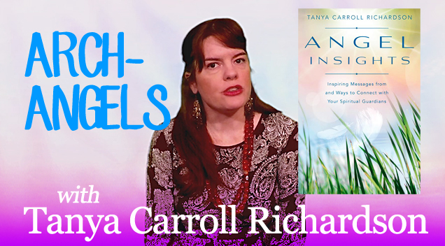 """""""Archangels"""" with Tanya Carroll Richardson"""